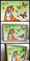 Butterflies by DolphyDolphiana