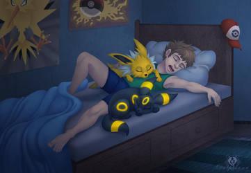 Sleeping Tight by DolphyDolphiana