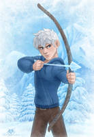 Frost Arrow by DolphyDolphiana
