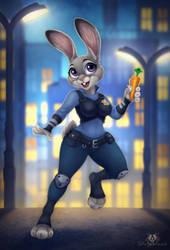 Judy Hopps by DolphyDolphiana