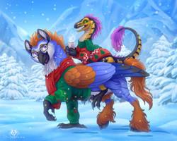 Ready for Christmas by DolphyDolphiana