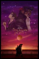 Treasure Planet - Tribute 3 by DolphyDolphiana