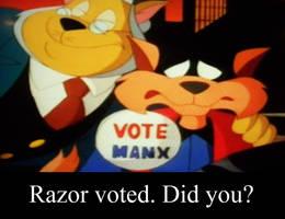 Vote Manx by smartguy123
