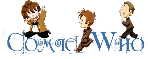 Comic Who - Gadget Shop by elisamoriconi