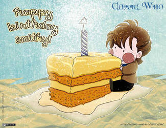 Happy Bday Smithy by elisamoriconi