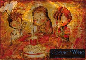 Happy Birthday Eccly by elisamoriconi