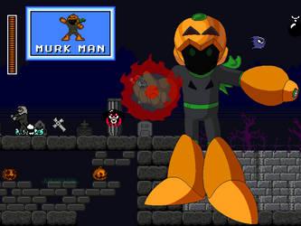 Megaman CalEdit - Murkman by JuegosCAL