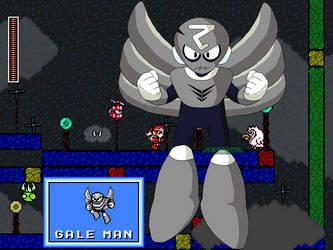 Megaman CalEdit - Galeman by JuegosCAL