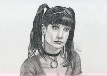 Abby Scuito (NCIS) by Full-Metal-Cupcake