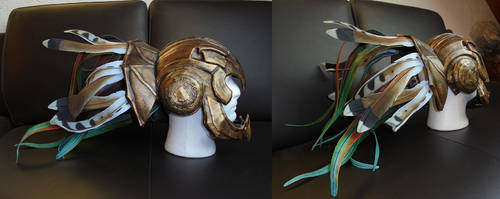 Kotal Khan Helmet by Nephtis