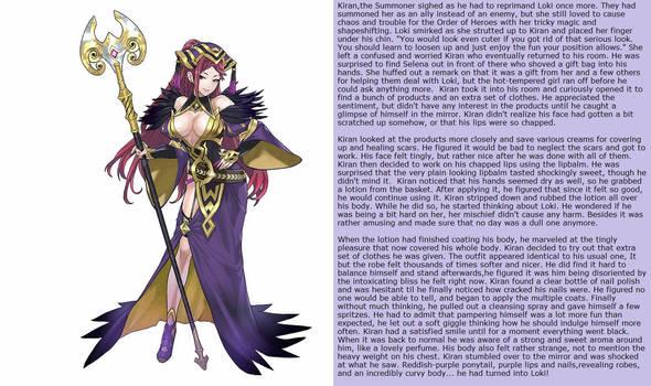 Loki's Fun Pt1 (Fire Emblem Heroes Twinning/Tg) by MirageSand