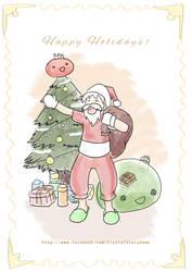 Happy Holidays! by Lan14n