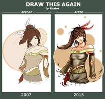 Draw This Again by Tiratos