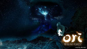 Ori and the Blind Forest (fan art) by 0Gamex0