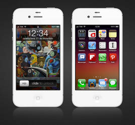 iPhone 25SS by alovisco