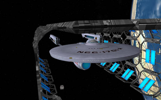 Enterprise Re-fit by OccamsRayzor