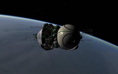 Vostok 1 by OccamsRayzor