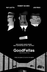 Noir Posters 03 by OccamsRayzor