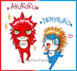 +akururu+demyroro+ by Jack666rulez