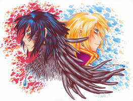 +Howl's moving castle:HOWL+ by Jack666rulez