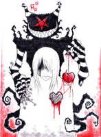 +my bleeding heart+ by Jack666rulez