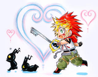 +hunting the heartless+ by Jack666rulez