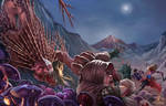 Fungus Valley by MilonasDionisis