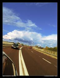 Westcoastal Bridge by monochromic