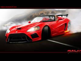 Dodge Viper by Balu32