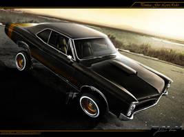 Pontiac GTO LowRider by Balu32