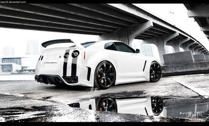 Nissan GT-R by Balu32