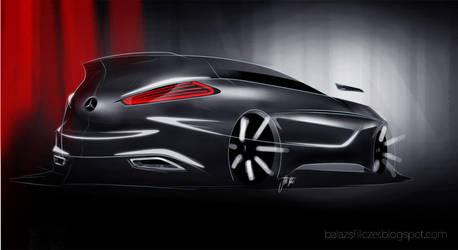 Mercedes by Balu32