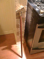 Steampunk Walking Stick Cane 2 by veririaa