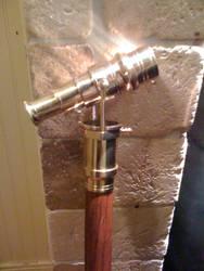 Steampunk Walking Stick Cane 3 by veririaa