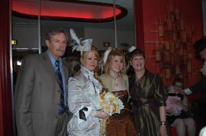 Steampunk Wedding 2 by veririaa