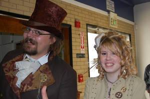 Steampunk Wedding 3 by veririaa