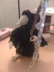 Death of Rats II - Discworld by veririaa
