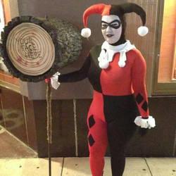 My Harley Quinn Costume by veririaa