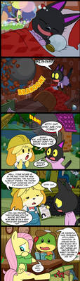 THE TOWN: part 9 by CSImadmax