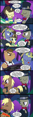sir, I demand Satisfaction. by CSImadmax