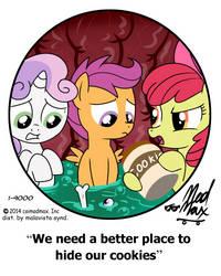 family pony by CSImadmax