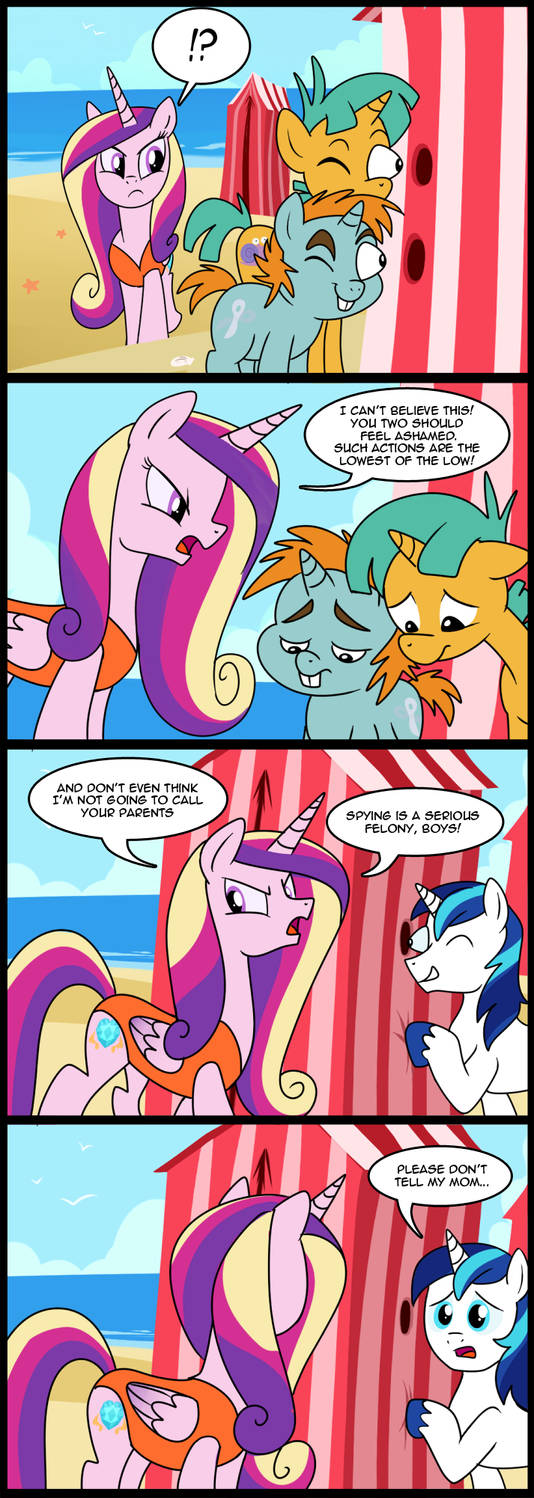 please stop kicking sand in my face by CSImadmax