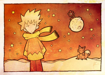 Le Petit Prince by Neemh