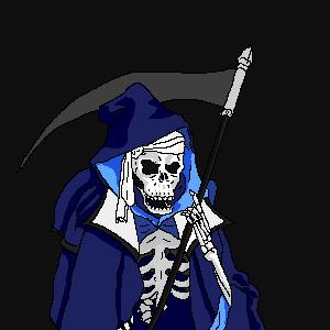 Death, circa SotN by Zavion