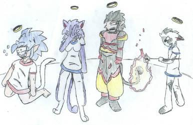 Group Dead by Zavion