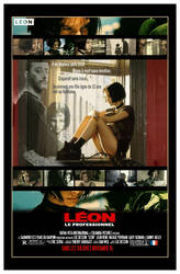 leon poster by avedic