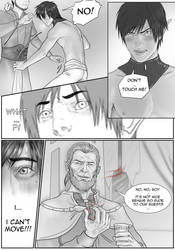 Fenris+Gwern (crazy Tevinter story just for fun)20 by Lilithblack