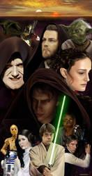 Star Wars by SnobVOT
