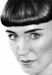 Rooney Mara by SnobVOT