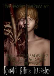 Ronald Bilius Weasley by SnobVOT